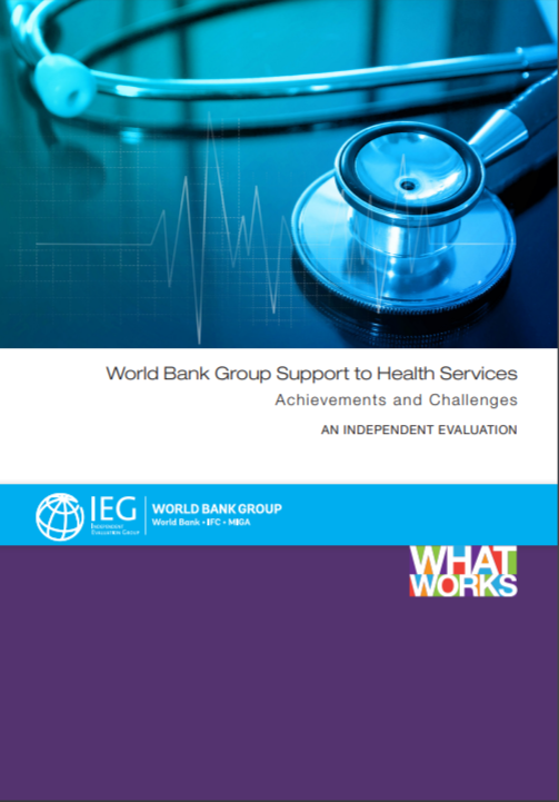 World Bank Support to Health Services