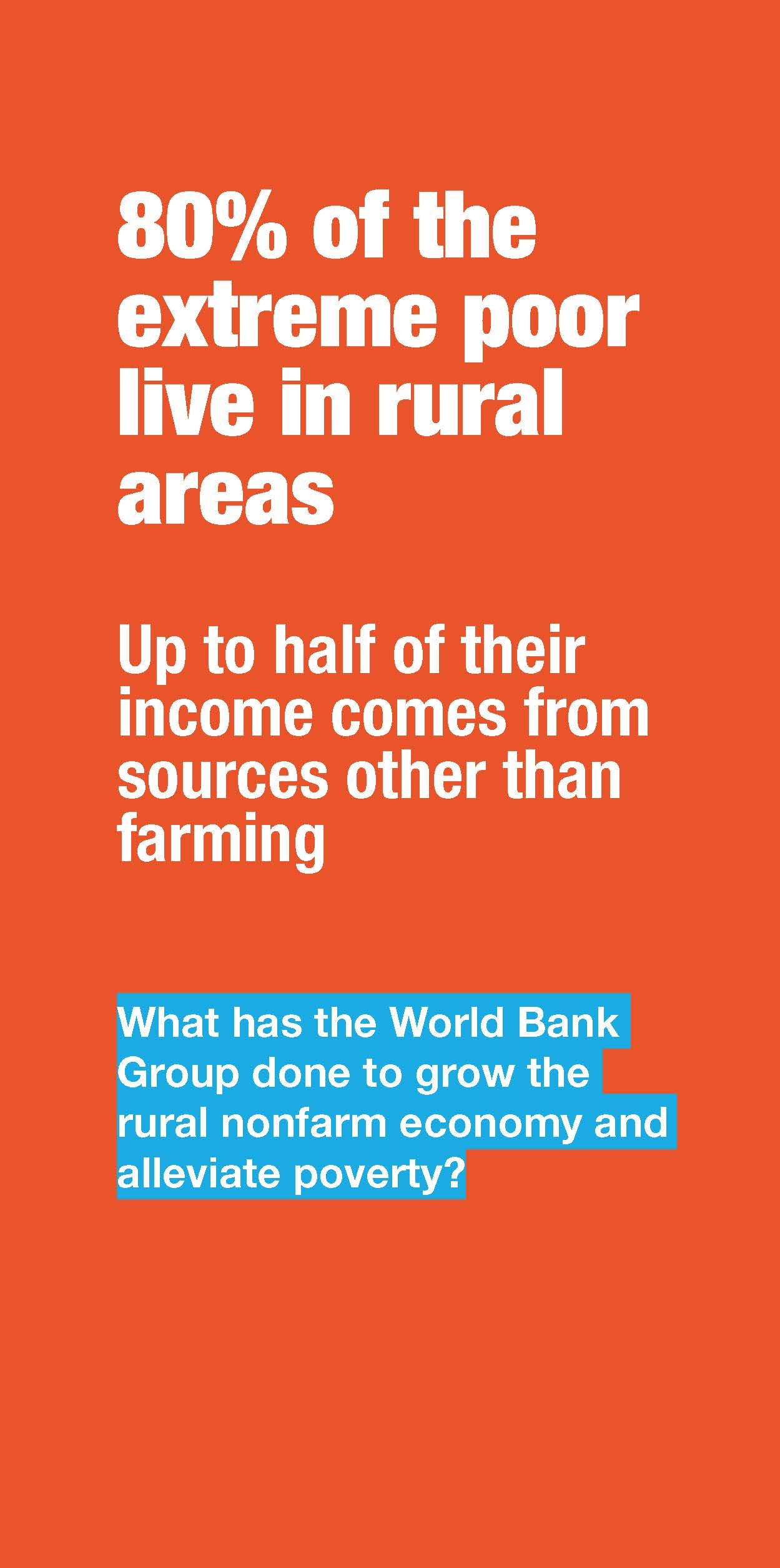 the rural non farm economy Rural non-farm activities in recent years (haggblade et al, 2006)  non-farm  income is an important factor in household economies and also food security ( fao,.