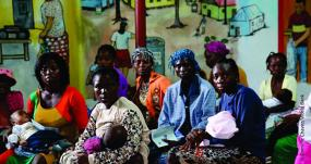 IEG Insights: Women in Fragile and Conflict Affected States