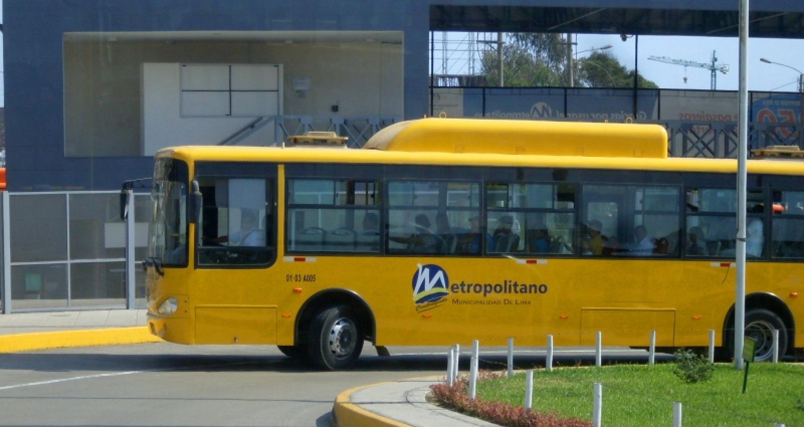 What the Lima Metropolitano Transport Project can teach us about