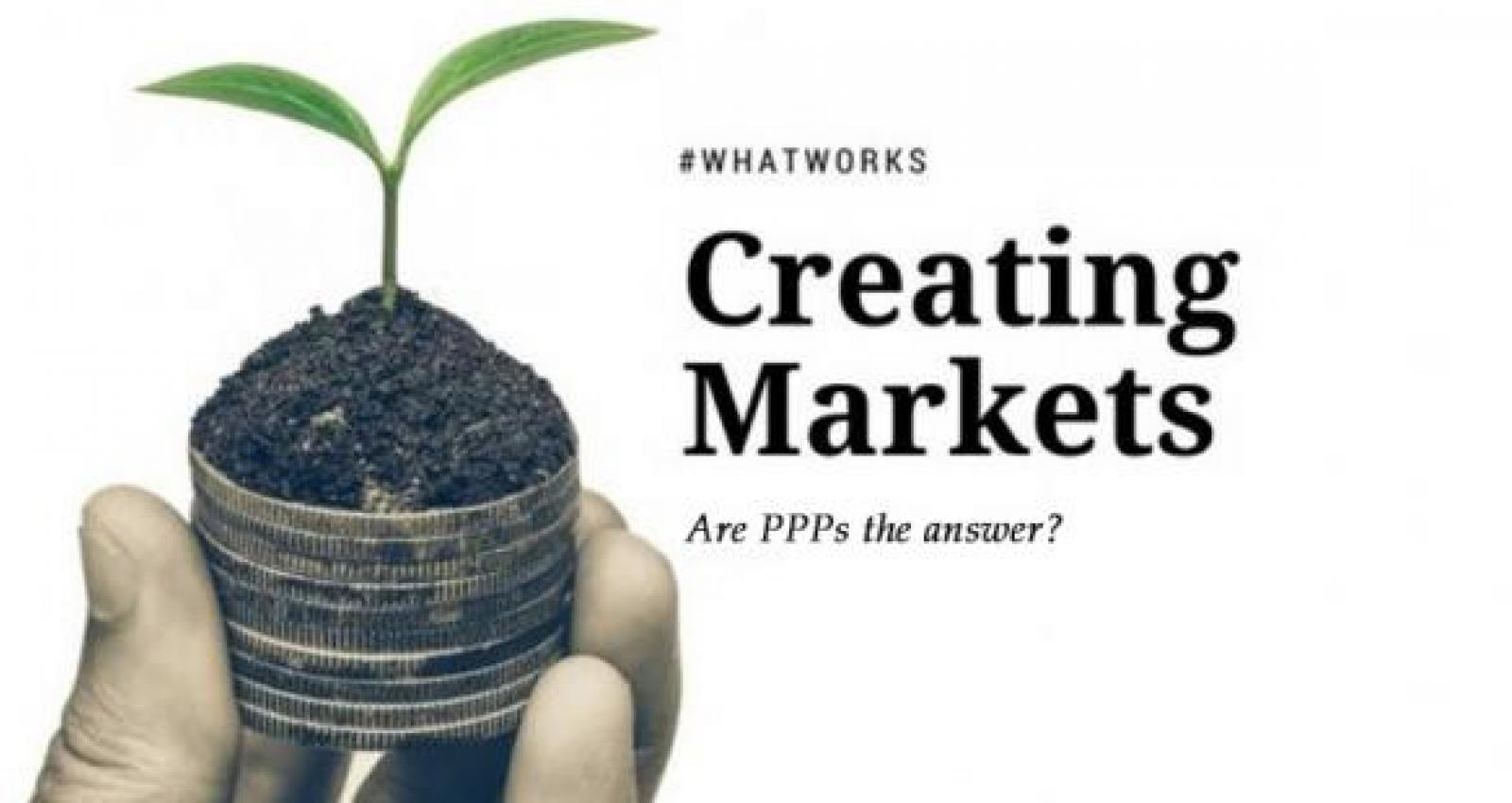 Creating Markets series