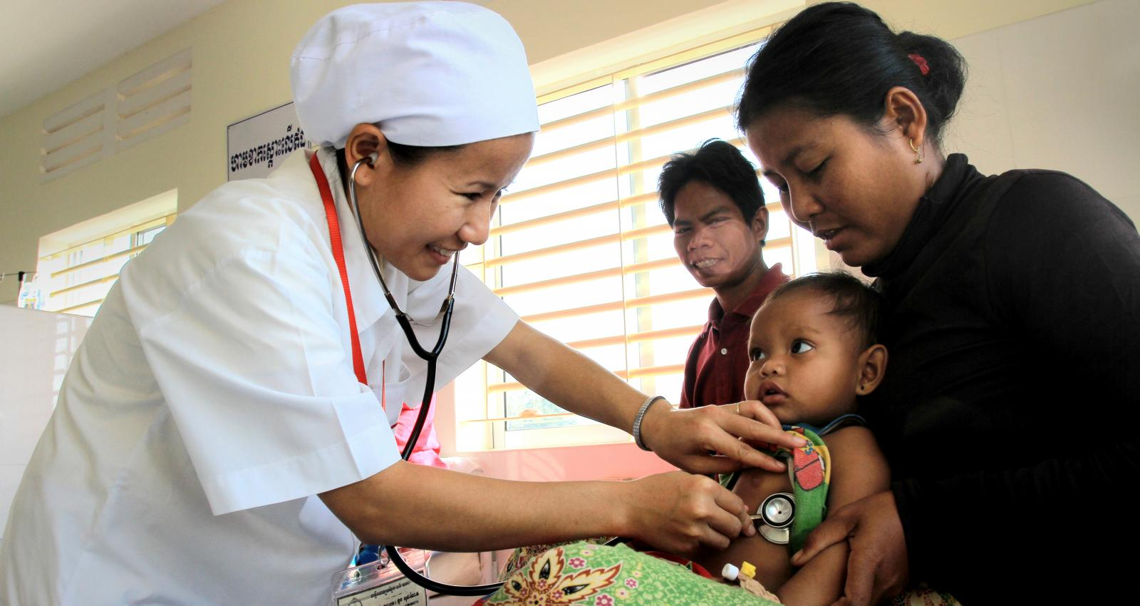 Four things countries can do to support Universal Health Coverage