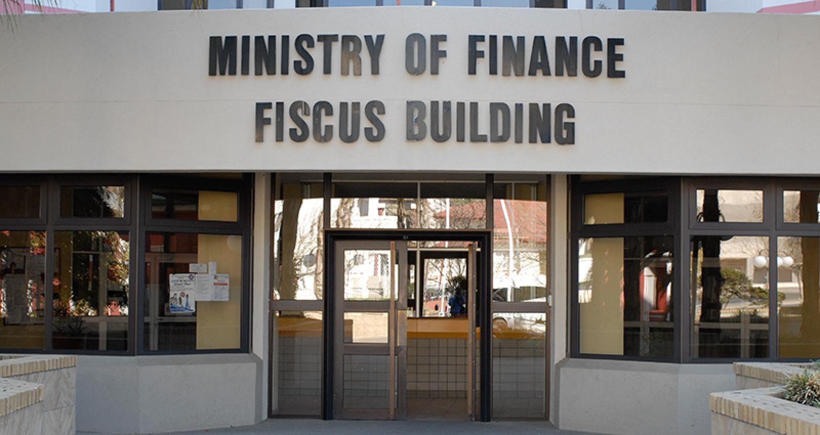 Namibia Ministry of Finance
