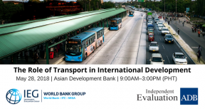 The Role of Transport in Sustainable Development