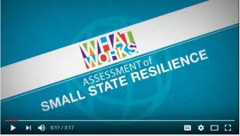 VIDEO: IEG Assessment of Small State Resilience